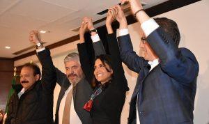 Alejandra Barrales será la candidata del Frente en la CDMX