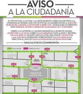Prepara gobierno municipal Carnaval Cancún 2018