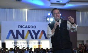 La ex administración en Veracruz restará votos al PRI en la elección de este año: Ricardo Anaya