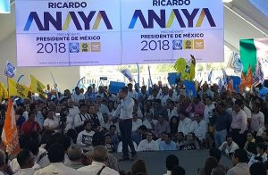 Priistas sinvergüenzas en todo el país: Anaya
