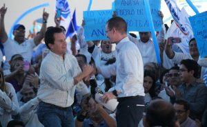 Juntos vamos a transformar y hacer historia en Tabasco y en todo México: Anaya