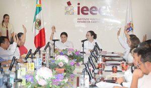 Presupuesto por 207.6 MDP al IEE Campeche para el 2018