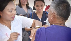 Aplico IMSS 58 mil dosis contra la Influenza en Campeche