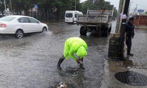 Brinda Servicios Públicos de Benito Juárez atención oportuna ante lluvias