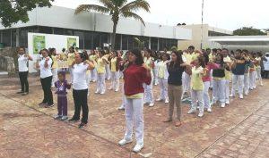 Fomentan acciones conjuntas a favor de una sana alimentación en Campeche