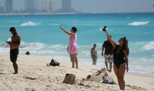 Exitosa recaudación se traduce en limpieza de playas y arenales en Cancún