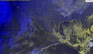 Ambiente de muy frío a gélido se prevé en gran parte de México