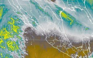Tormentas intensas se prevén en regiones de Veracruz, Tabasco y Chiapas