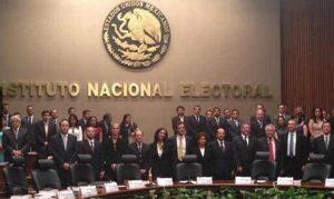 Procedente, coalición PRI-PVEM-Nueva Alianza: INE