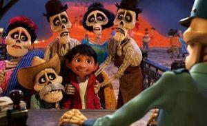 Gana «Coco» Globo de Oro a mejor cinta animada