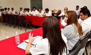 Realiza COBACAM reunión extraordinaria de consejo consultivo