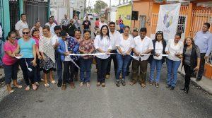 """Cumple Centro con pavimentación del camino """"El Caimito"""" en Medellín y Pigua 3ª sección"""