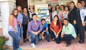 Reanuda DIF Centro sus talleres de Economía Verde y Jardines Comestibles