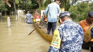 Auxilia Ejército mexicano a los afectados en Chiapas y Tabasco