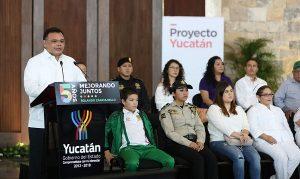 El Gobierno de Yucatán va por más: Rolando Zapata Bello
