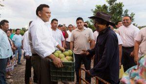 Impulso a la agroindustria y al campo de Yucatán