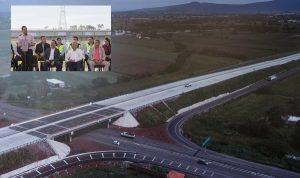 El Presidente Enrique Peña Nieto inauguró el Macrolibramiento de Guadalajara, Jalisco