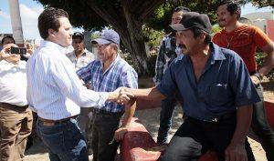 En unidad reciben a Gerardo Gaudiano perredistas de Emiliano Zapata
