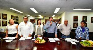 Realiza Comisión Permanente del Congreso en Tabasco primera sesión del año