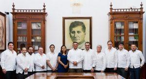 En cadena estatal de radio y televisión se transmitirá quinto Informe de Rolando Zapata Bello