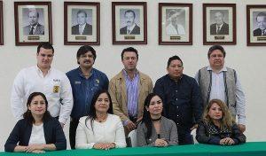 Respaldo total a la ahora alcaldesa de Centro: Violeta Caballero
