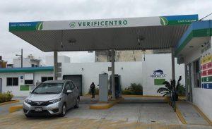 Ya hay hologramas en centros de verificación vehicular en Veracruz