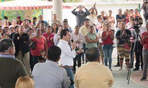 En Tabasco se vive un momento histórico afirma Gerardo Gaudiano
