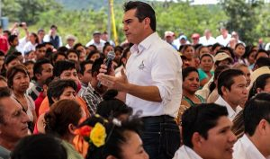 Vendrá Peña Nieto en marzo a Campeche: Alejandro Moreno Cárdenas