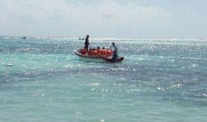 Suspende PROFEPA empresas turísticas por actividades ilícitas en Bahía de Akumal, Quintana Roo