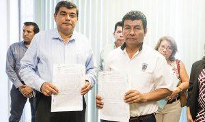 Acuerdo salarial conjura huelga en la UJAT