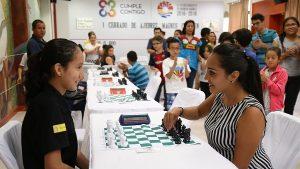Genera Benito Juárez espacios para la práctica de Ajedrez