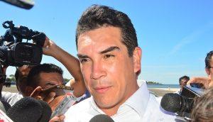 En septiembre, será inaugurado puente de la Unidad por Peña Nieto: Alejandro Moreno Cárdenas