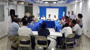 Aprueba comisión permanente del PAN candidatos a diputados y alcaldes en Tabasco