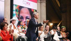 Inicia en Zócalo de CDMX festival «México en el Corazón de México»