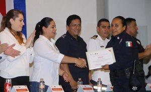 Asiste alcaldesa a inicio de operaciones de Policía Preventiva con Perspectiva de Género