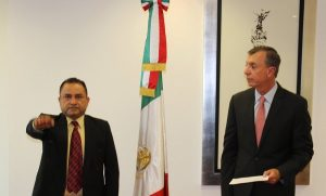 Asume José Ever Espinosa Chirino, como nuevo delegado federal de PROFEPA en Chiapas