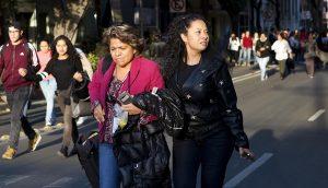 Atemoriza Sismo de 7.2 grados en la Ciudad de México