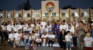 Encienden luces doradas en día internacional de lucha contra el cáncer infantil en Benito Juárez
