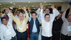 Vamos a conservar la unidad en el PRD: Arturo Núñez
