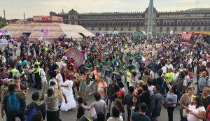 Carnaval de Veracruz, presente «México en el Corazón de México»