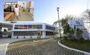 Centro EnSeñas, patrimonio de los tabasqueños: Martha Lilia López Aguilera