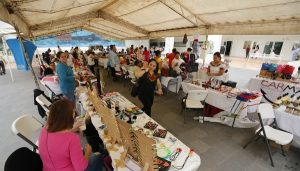 """Realiza Centro primer """"Expo Bazar Mujeres"""" de 2018"""