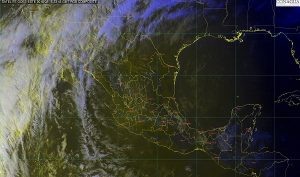 Lluvias, vientos y posibles nevadas se prevén en el noroeste y el norte de México