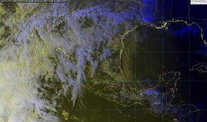 Se prevén tormentas fuertes a intensas en Oaxaca y Veracruz