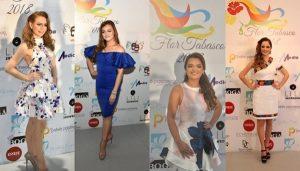Algarabía en registro de embajadoras rumbo a la Feria Tabasco 2018