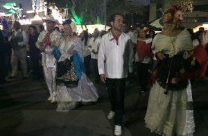 Exitoso quinto y último Gran Desfile del Carnaval de Veracruz 2018