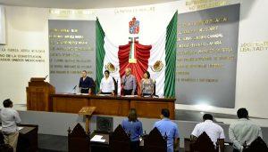 Se declara Congreso impedido constitucional y legalmente para adecuar presupuesto de Nacajuca