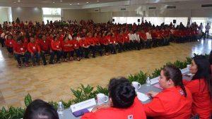 Entregan constancia a candidatos a diputados del PRI en Campeche