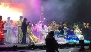 Coronan a reyes del Carnaval de Veracruz 2018