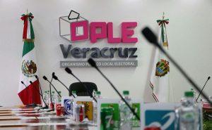Realizara OPLE 32 debates electorales; dos para gobernador de Veracruz